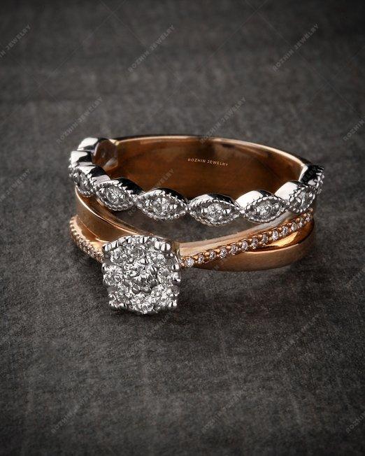 انگشتر جواهر1524