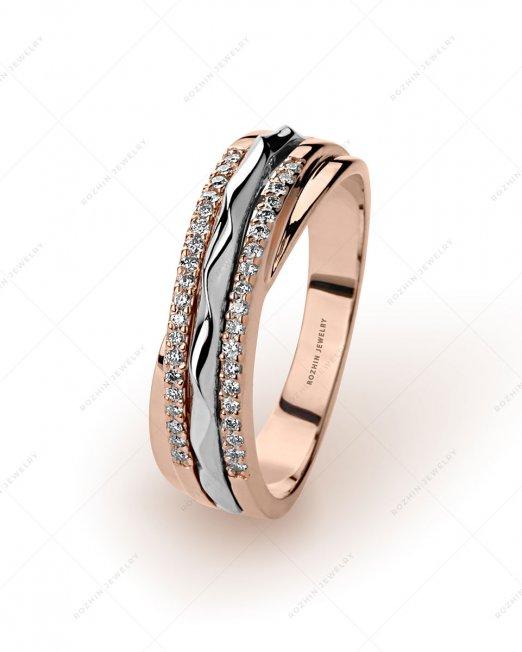 انگشتر کد 1531 ~ جواهرات روژین • Rozhin Jewelry
