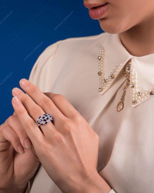 انگشتر جواهر 1597