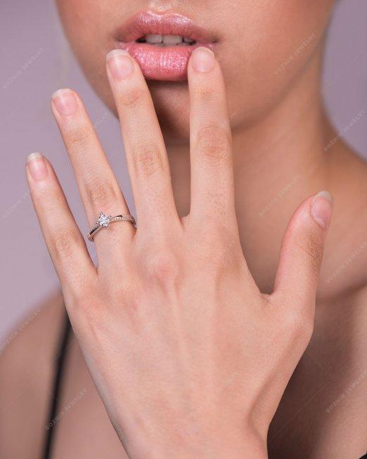 انگشتر کد D1455