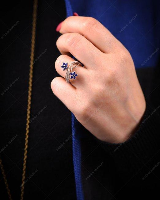 انگشتر جواهر 1504