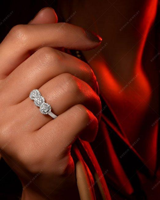 انگشتر جواهر 1787