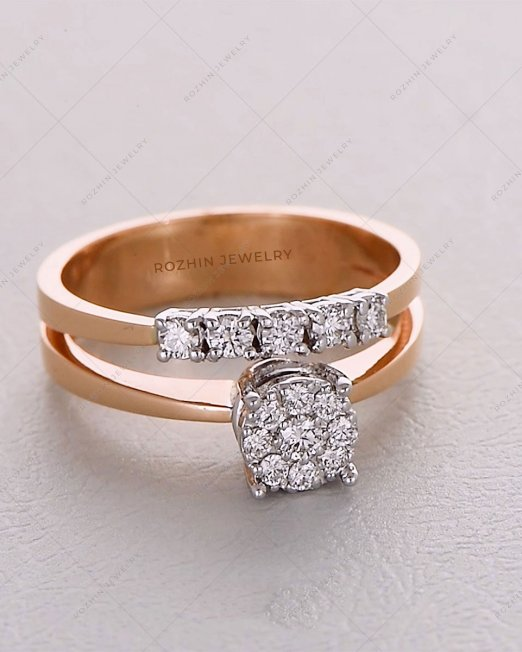 انگشتر جواهر 1777