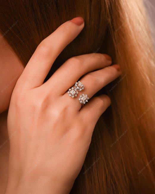 انگشتر جواهر D1782