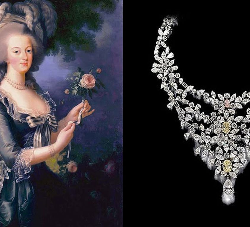 Marie-Antoinette-necklace