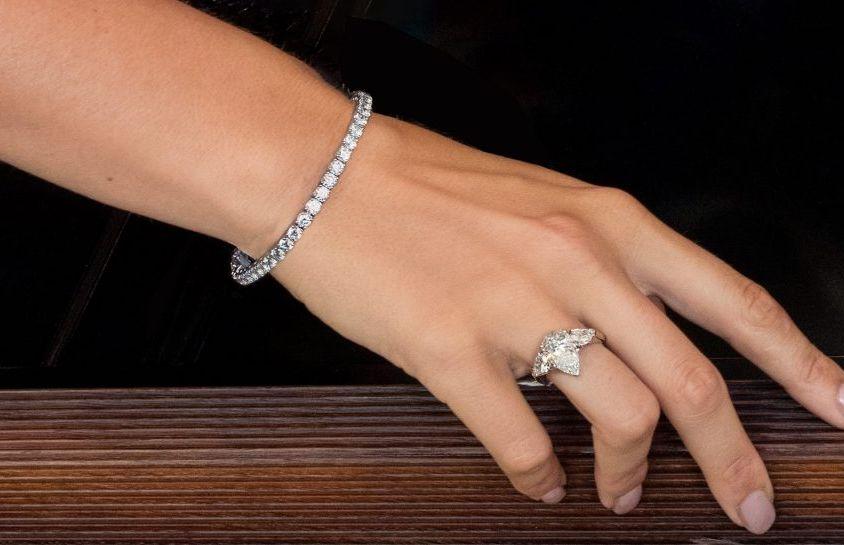 دستبند تنیس الماس 1