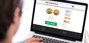 خرید طلا اینترنتی